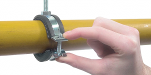 Quick Fixing Products-Clamp with quick installation